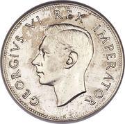 2½ shillings - George VI -  avers