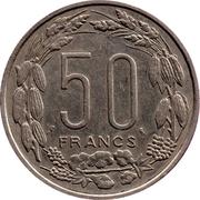 50 francs – revers