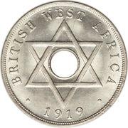 1 penny - George V -  revers