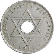 1 penny - George V – revers