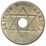 1 penny - George VI (Monnaie hybride) – revers