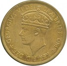 2 Shillings - George VI (Essai) – avers