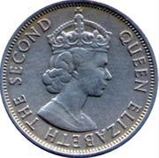 3 pence - Elizabeth II – avers