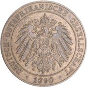 1 pysa - Wilhelm II – avers