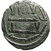 Fals - Ibrahim I – avers