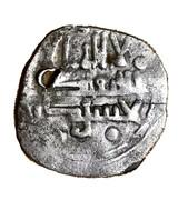 1/2 Dirham - Ibrahim II Ibn Ahmad – avers
