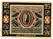25 Pfennig (Ahaus, Stadt) – revers