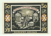 50 Pfennig (Ahaus, Stadt) – revers