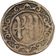 12 Pfennig – revers