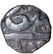 ⅔ Falus - Murtaza Nizam Shah II – avers