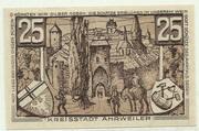 25 Pfennig (Ahrweiler, Stadt) – revers