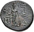 Bronze Æ23 (Aigeai) – revers