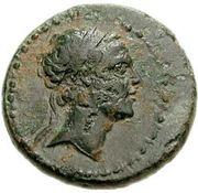 Bronze Æ21 - Antiochos IV Epiphanes (Aigeai) – avers