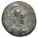 Bronze Æ25 – avers