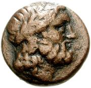 Bronze Æ15 (Aigiale) – avers