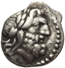 Hemidrachm (Aigion) – avers