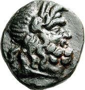 Tetrachalkon - Euxenos (Hypata) – avers