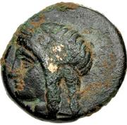 Bronze Æ13 (Airai) – avers