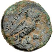 Bronze Æ13 (Airai) – revers