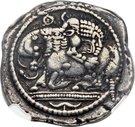 Tetradrachm - Macedon - Acanthus – avers