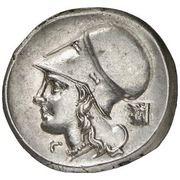 Stater (Akarnanian Confederacy; Thyrreion or Leukas) – revers