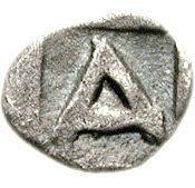 Tetartemorion (Akraiphion) – revers