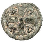 Æ16 - Ioel (croix large) – revers