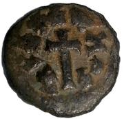 Æ 11 - Ioel (longue croix) – revers