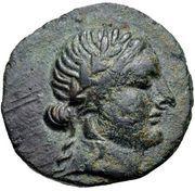 Bronze Æ19 (Alabanda) – avers