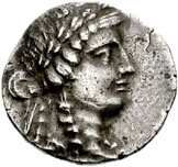 Tridrachm (Alabanda) – avers