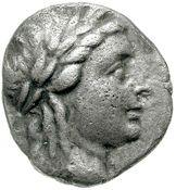 Drachm (Alabanda) – avers
