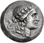 Tetradrachm (Alabanda) – avers