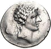 Tridrachm (Alabanda) – avers