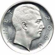 100 franga ar (Royaume) – revers