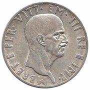10 lek (occupation Italienne) – avers