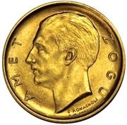 10 franga ari (Royaume) – revers