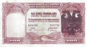 100 Franka Ari – avers