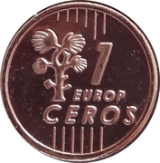 1 Europ Ceros  – revers