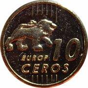10 Europ Ceros  – revers