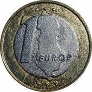 1 Europ  – revers