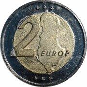2 Europ – revers