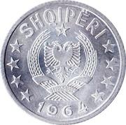 10 qindarka (République populaire socialiste) -  avers
