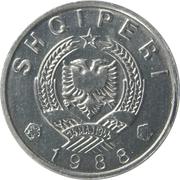 5  qindarka (République populaire socialiste) -  avers