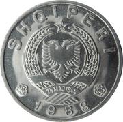 50 qindarka (République populaire socialiste) – avers