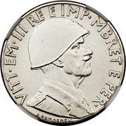 0.20 Lek - Vittorio Emanuele III (Essai) – avers