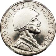 1 Lek - Vittorio Emanuele III (Essai) – avers