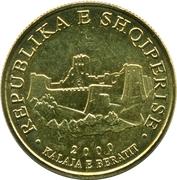 10 lekë (République) -  avers