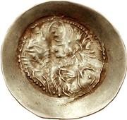 Dinar - Khingila (Gandhara mint) – revers