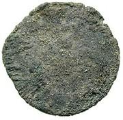 Drachm - Zabolo/Zabocho (Lord of Zabul) (Hadda-Gandhara mint) -  revers