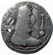Drachm - Adomano (Gandhara mint) – avers